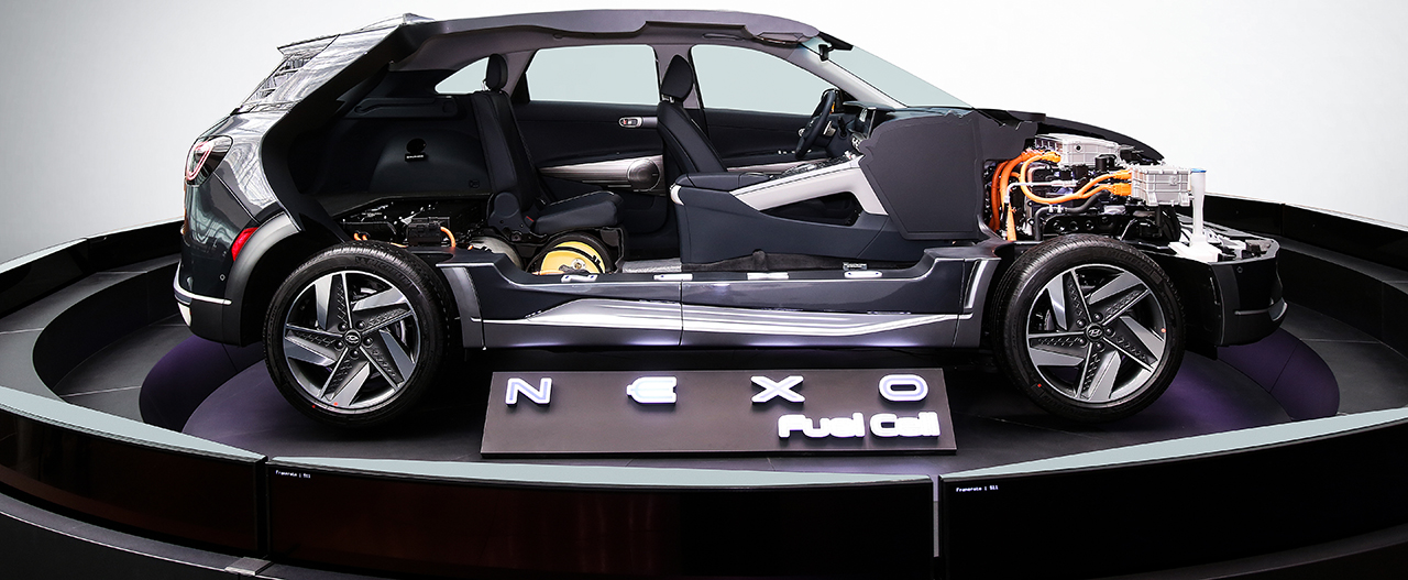 Prueba Hyundai Nexo, la alternativa de la alternativa (con vídeo)