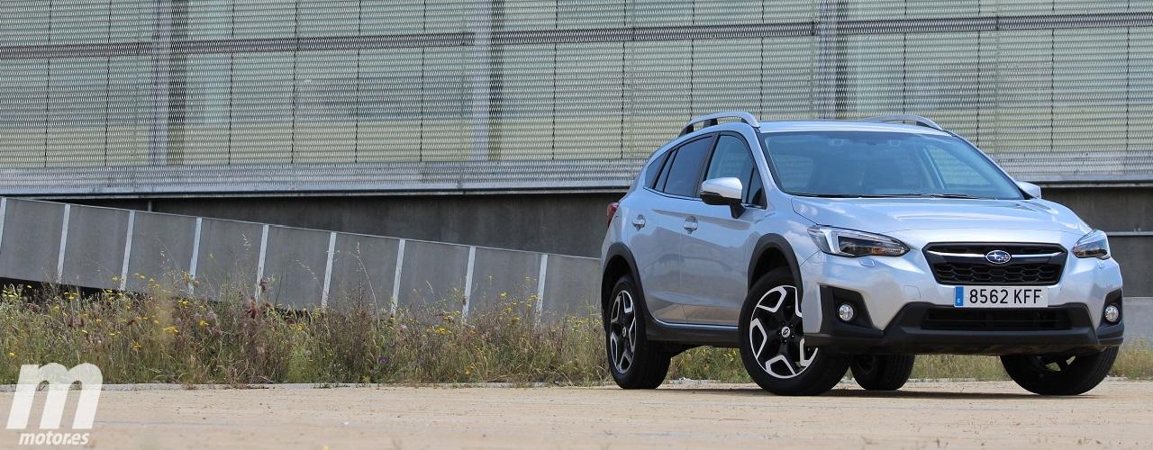 Prueba Subaru XV: Poca oferta pero mejor producto
