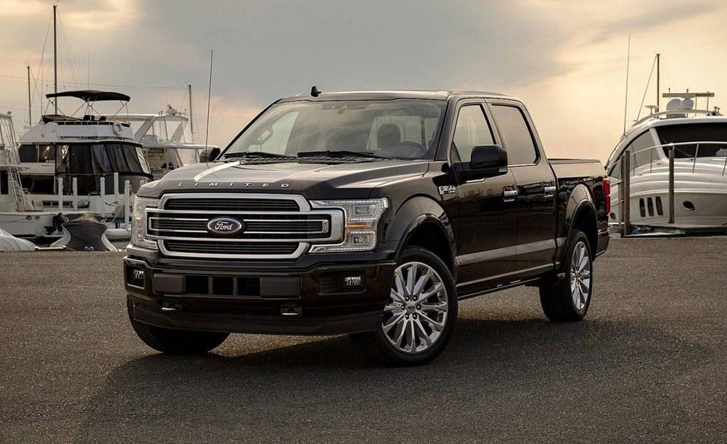 El nuevo Ford F-150 Limited 2019 llega con el motor del Raptor bajo el brazo