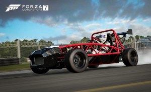 Forza Motorsport 7 aumentará su lista de coches con el Top Gear Car Pack