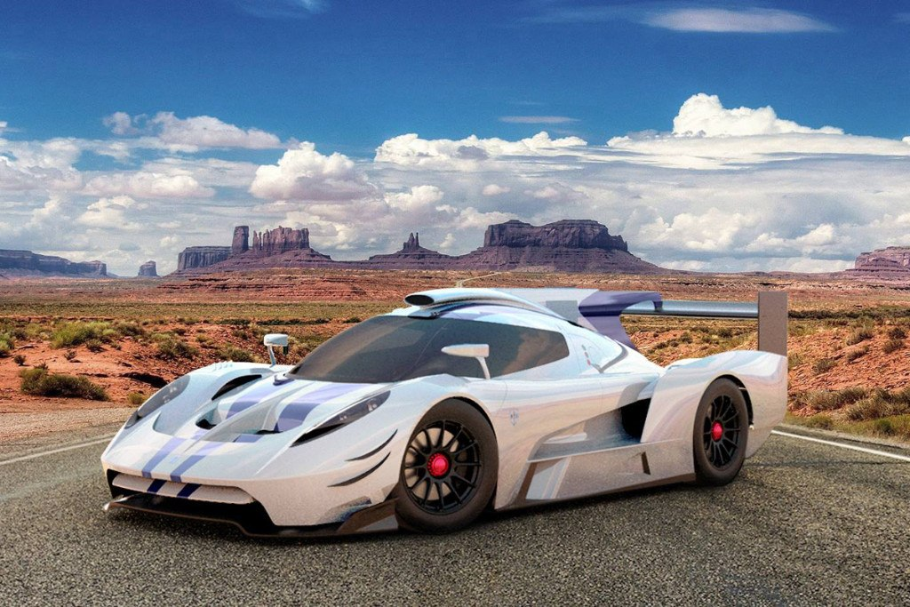 Glickenhaus SCG 007 LMP1, el hypercar que mira a Le Mans
