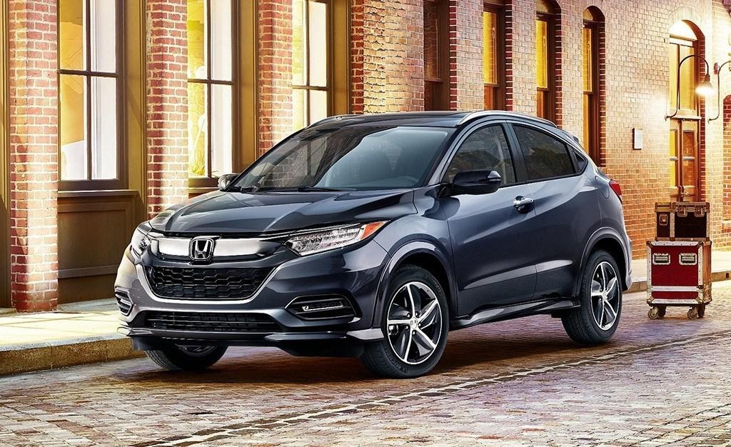 El nuevo Honda HR-V luce importantes novedades en Estados Unidos