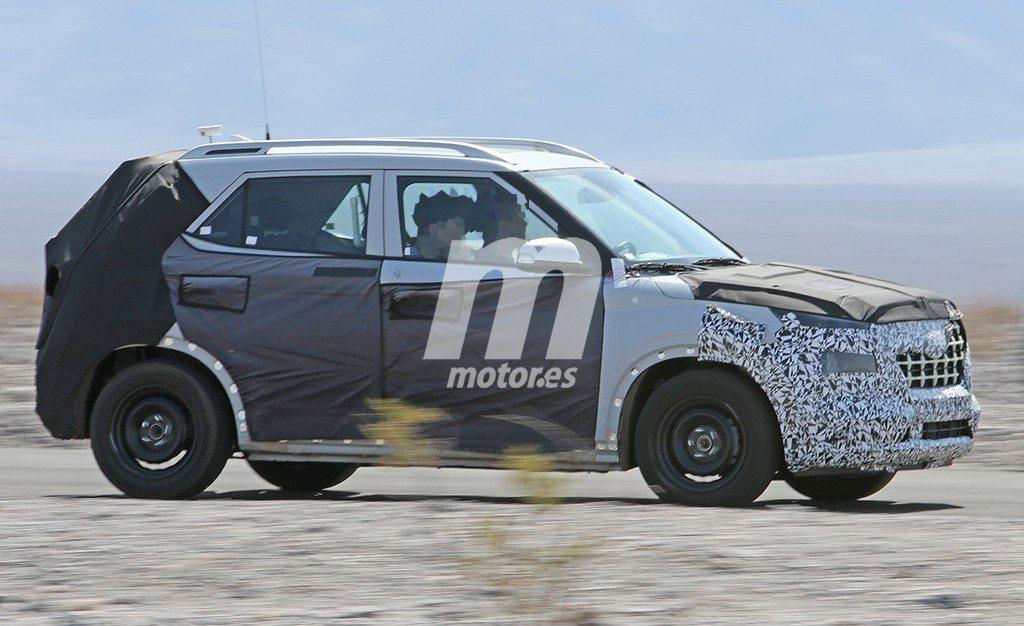 Hyundai ya trabaja en un nuevo SUV más pequeño que el Kona