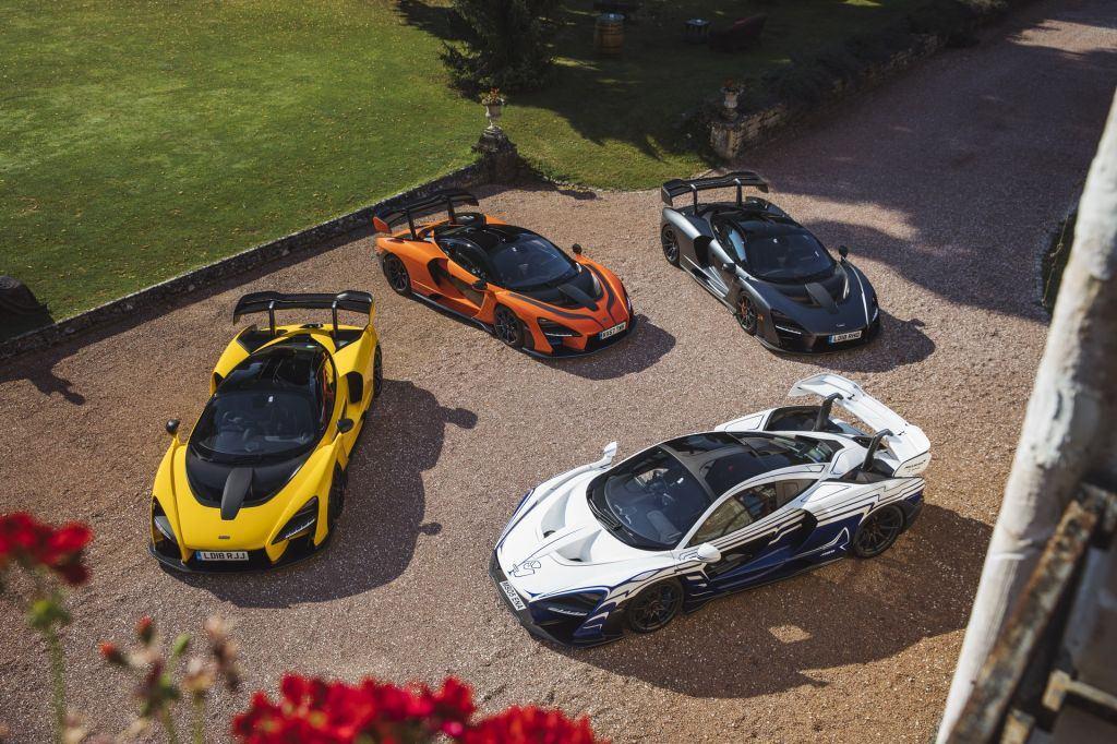 McLaren Senna: comienzan las entregas del deportivo británico