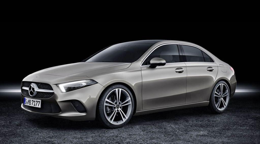El nuevo Mercedes Clase A Sedán 2019 ya es oficial