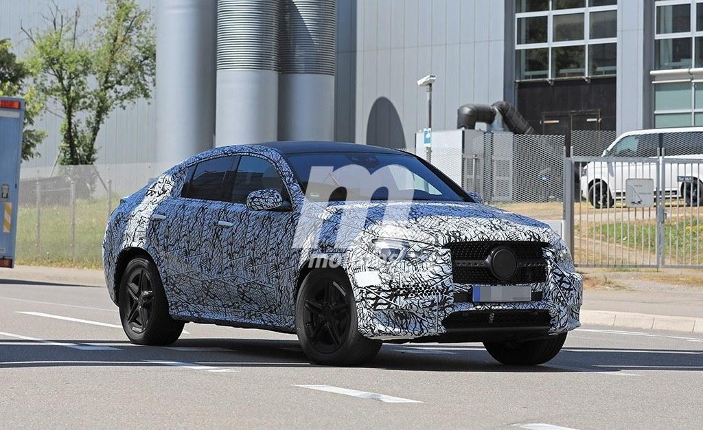 Mercedes ya trabaja en el nuevo Clase GLE Coupé, llegará en 2020