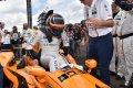 Brown abre la puerta a que Alonso pruebe un IndyCar este año