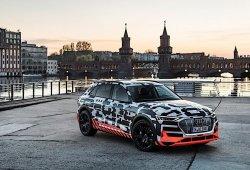 El Audi e-tron quattro será presentado en San Francisco en septiembre