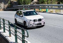El esperado BMW X3 M se pasea por el sur de España