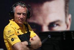 Bob Bell deja la dirección técnica de Renault