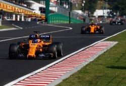"""Brown: """"Nos gustaría ver a Vandoorne batiendo a Alonso más habitualmente"""""""