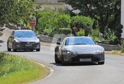 Comienzan las pruebas del futuro Aston Martin Vantage S