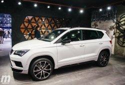 El nuevo Cupra Ateca de SEAT tendrá un precio base de 44.900 euros