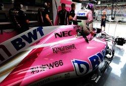La deuda principal de Force India supera los 178 millones de euros