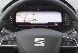 Los SEAT Arona e Ibiza estrenan la nueva pantalla virtual a color Digital Cockpit