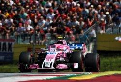 Force India celebra su Gran Premio 200 con una sólida actuación
