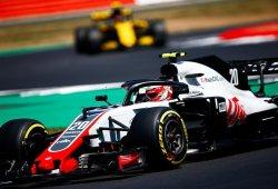 Haas se consolida como el cuarto equipo más rápido en Silverstone