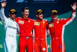 """Hamilton acepta las disculpas de Räikkönen: """"A veces decimos estupideces"""""""