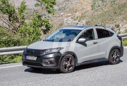 Honda prepara una actualización para el HR-V europeo