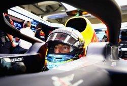 ¿Por qué Renault cambió sólo tres de los seis componentes del motor de Ricciardo?