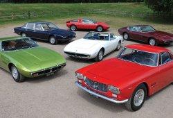 Importante colección Maserati completa a subasta en Londres