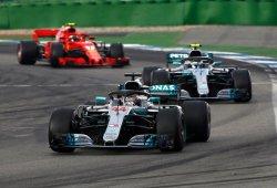 Mercedes esperaba una sanción: pidió a Hamilton que acelerase
