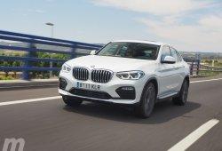 Prueba BMW X4 2018, más músculo manteniendo el estilo