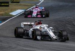Ericsson mantiene a Sauber en los puntos tras el mal día de Leclerc