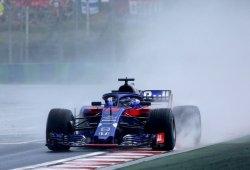 """Toro Rosso supera a su 'hermano mayor': """"Tuvimos que echarle huevos"""""""