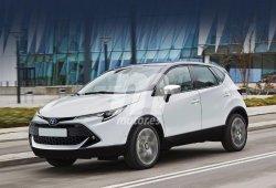 Toyota estudia un futuro nuevo SUV para el segmento B