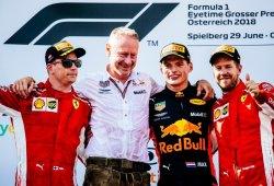 """Vettel no esperaba órdenes de equipo en Austria: """"Kimi hizo todo lo que pudo"""""""