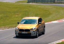La esperada versión deportiva del BMW X2 se enfrenta a Nürburgring (con vídeo)