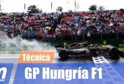 [Vídeo] F1 2018: análisis técnico del GP de Hungría