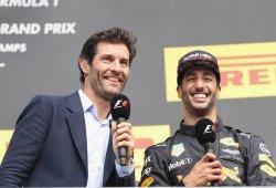 Webber cree que los pilotos de F1 se han vuelto demasiado accesibles