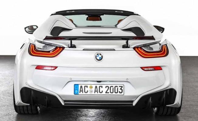 AC Schnitzer BMW i8 Roadster