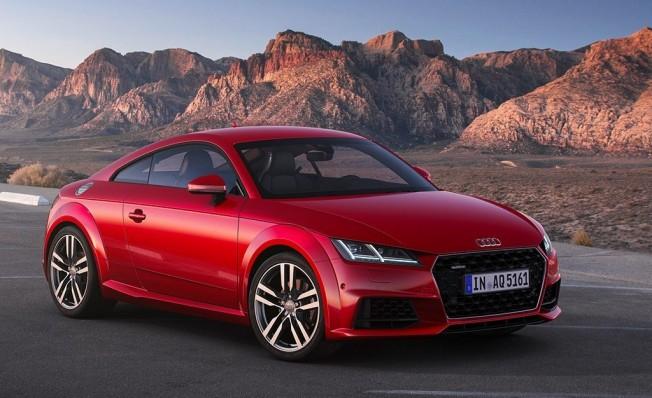 Audi Tt 2019 Más Potencia Y Un Equipamiento De Serie Mejorado