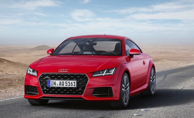 Audi TT 2019