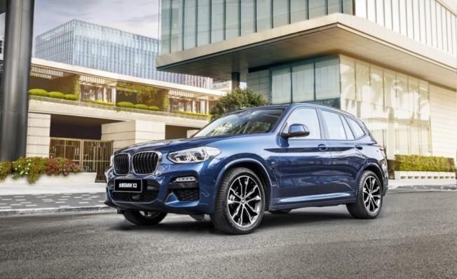 BMW X3 L