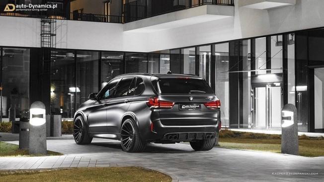 BMW X5 M Avalanche - posterior