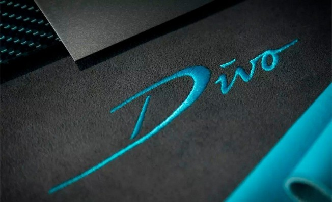 Bugatti Chiron Divo - teaser