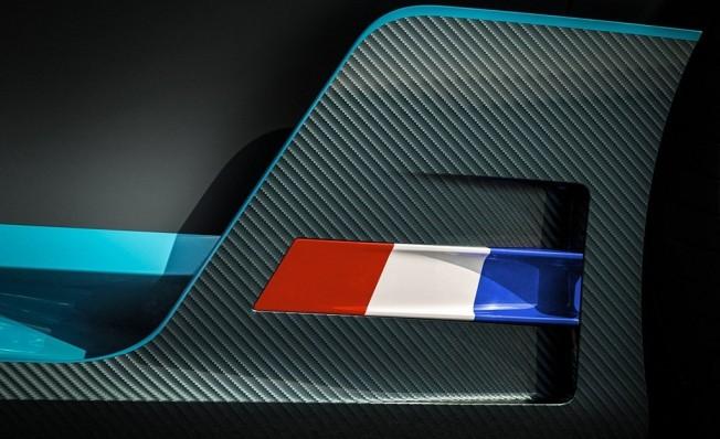 Bugatti Divo - adelanto