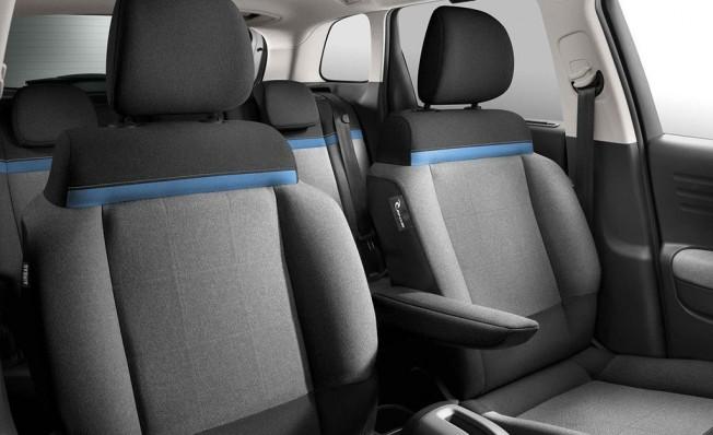 Citroën C3 Aircross Rip Curl - interior