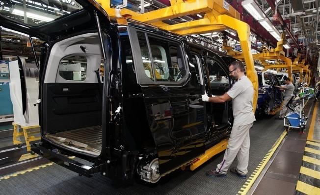 Producción del Citroën Berlingo en España