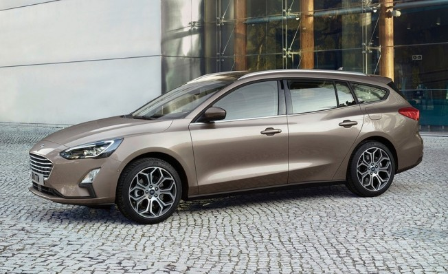 Ford Focus SportBreak 2018