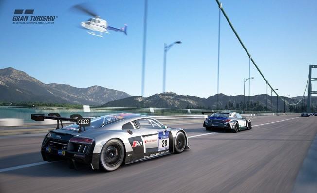 Gran Turismo Sport - actualización de julio de 2018
