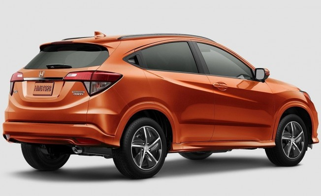 Honda HR-V 2019 - posterior
