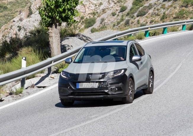 Honda HR-V 2019 - foto espía frontal