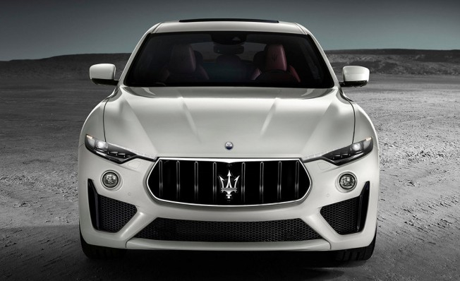 Maserati Levante GTS 2019 - frontal