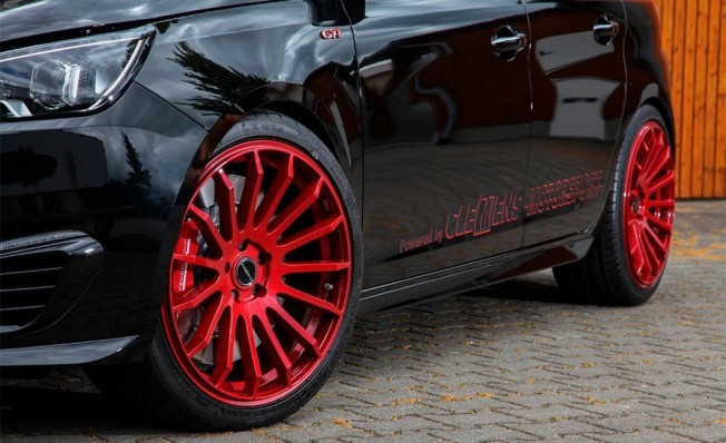Peugeot 308 GTi preparado por Clemens Motorsport