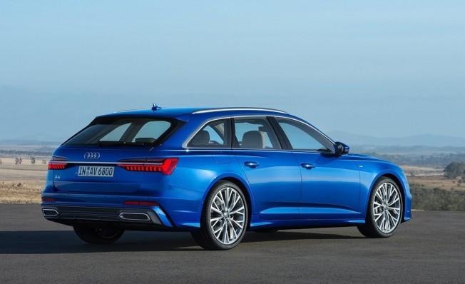 Audi A6 Avant 2019 - posterior